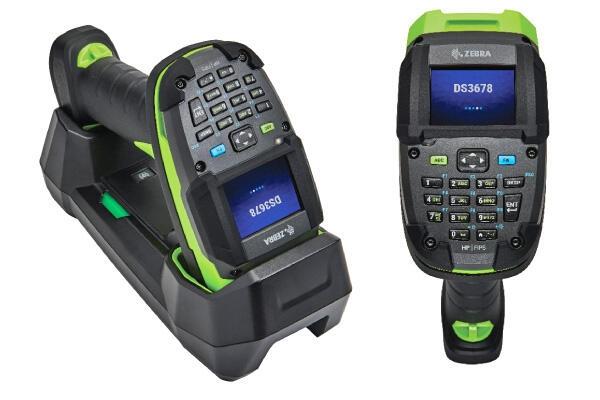 斑马DS3600-KD工业固定扫描枪